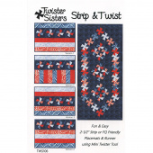 Strip & Twist Pattern