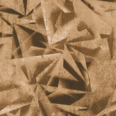 """Quarry - Texture Brown 108"""" Wide Backing"""