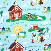 Nursery Rhymes - Daytime Multi Yardage
