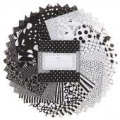 Black & White Charm Pack