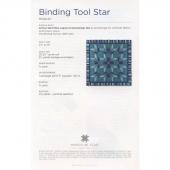 Binding Tool Star Quilt Pattern by MSQC - MSQC - MSQC — Missouri ... : quilt binding tool - Adamdwight.com
