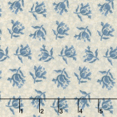 Something Blue - Peony Promise Yardage