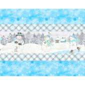 Snow Valley Place Mats Kit