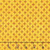 The Dress - Twinkle Yellow Yardage