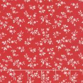 Red Elegance - Stems Brick Yardage
