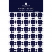 Sweet Blend Quilt Pattern by MSQC