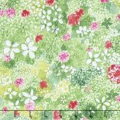 Petal Park - Wild Meadow Sweet Pea Fabric Yardage