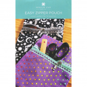 Easy Zipper Pouch Pattern by Missouri Star