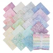 Artisan Batiks - Elementals Petals Fat Quarter Bundle