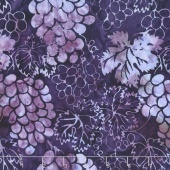 Bella Vita Batiks - Grapes Grape Yardage