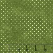 Beautiful Basics - Classic Dot Moss Yardage