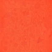 Sun Print 2020 - Embroidery Pumpkin Yardage
