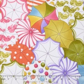 Lazy Beach - Umbrelala Multi Yardage