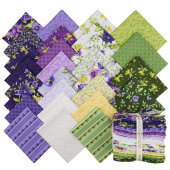 Emma's Garden Fat Quarter Bundle