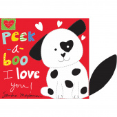Huggable & Lovable Books - Peek-A-Boo Book Panel
