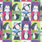 By Golly Get Jolly! - Penguins Green Yardage