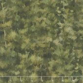 High Country Crossing - High Country Trees Green Digitally Printed Yardage