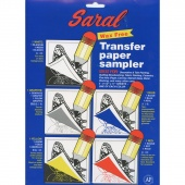 Sampler Transfer Paper 5 Sheets