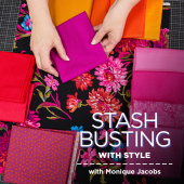 buy quilting product Stash Busting with Style ECLASS0006
