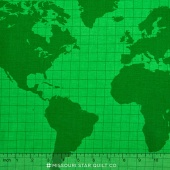 Our World - World Main Green Yardage