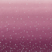 Ombre Fairy Dust Metallic - Plum Yardage