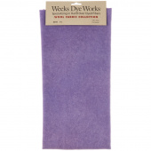 Weeks Dye Works Hand Over Dyed Wool Fat Quarter - Solid Iris
