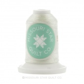 Missouri Star 50 WT Cotton Thread Sebring Silver