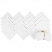 Solitaire Whites Ultra White Fat Quarter Bundle