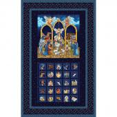 Silent Night Advent Calendar Kit
