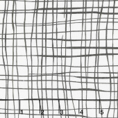Pen and Ink - Grid Pepper Yardage