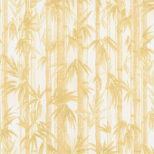 Imperial Collection 16 - Bamboo Ivory Metallic Yardage