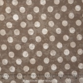 Maven - Large Dots Taupe Yardage