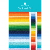 Stack & Flip Quilt Pattern by Missouri Star
