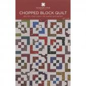 Chopped Block Quilt Pattern by Missouri Star
