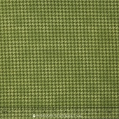 Arabella - Shaded Houndstooth Green Yardage