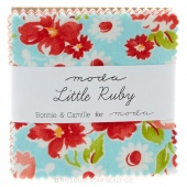 Little Ruby Mini Charm Pack