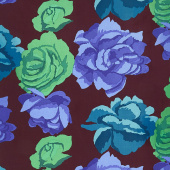 Kaffe Fassett Collective Fall 2017 - Dusk Rose Clouds Auber Yardage