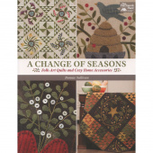 A Change of Seasons Patchwork Place Book