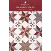 Dashing Stars Quilt Pattern by Missouri Star