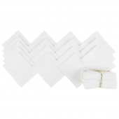 Solitaire Whites Soft White Fat Quarter Bundle