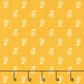 Bee Basics - Pear Honey Yardage