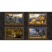 Go Wild - Scenic Multi Digitally Printed Panel