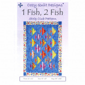 1 Fish, 2 Fish Pattern