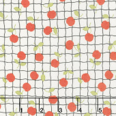 Farmhouse II - Apple Picnic Milk Tomato Yardage