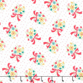 Vintage Happy 2 - Bouquet Cloud Yardage