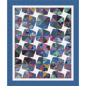 Missouri Star Kaffe Fassett Collective Dark Freestyle Stars Kit