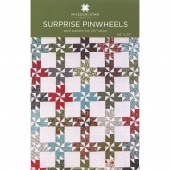 Surprise Pinwheels Quilt Pattern by Missouri Star