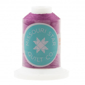 Missouri Star 50 WT Cotton Thread Plum