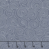 Thrive - Scroll Outer Space Yardage
