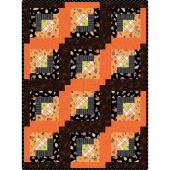 Broomhilda's Bakery Log Cabin Quilt POD™ Kit